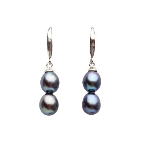 63-rice-pearl-hook-earring-black